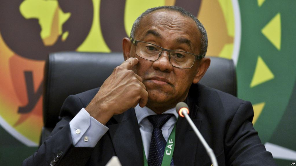RUSSIA 2018: CAF President Ahmad expects African teams to go far