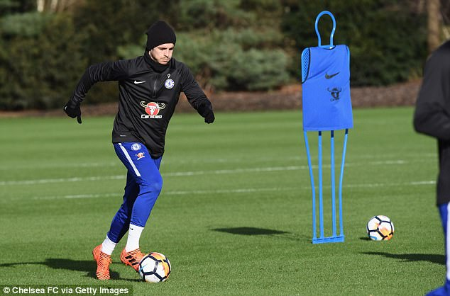 Morata declares himself fit for West Brom despite Conte injury claims