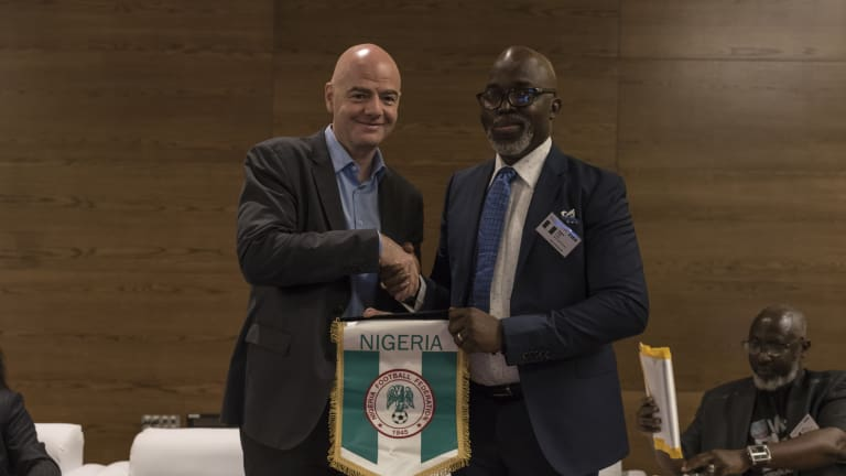FIFA's $500,000 Grant Will Be Spent On Football Administration –  NFF