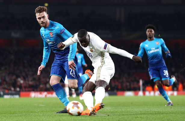 Arsenal through to Europa last-16 despite loss to Ostersunds