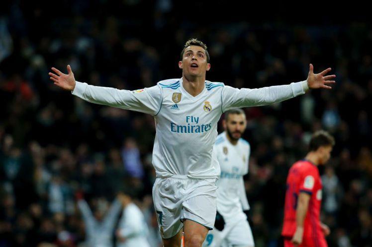 UCL: Ronaldo scores 100th Champions League goal in Madrid's comeback win over PSG