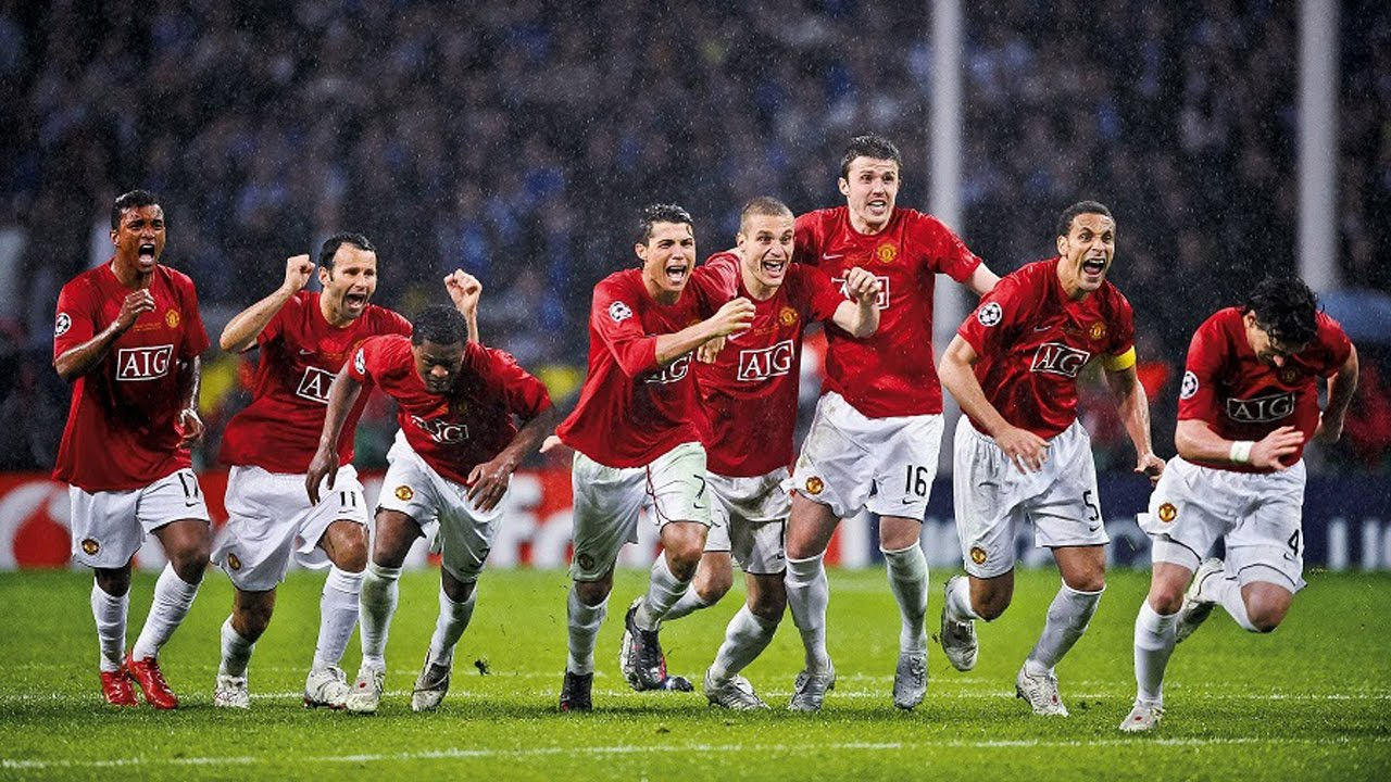 Can Manchester United repeat the 2008 Champions League heroics?
