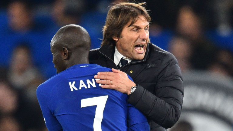 Do you agree with Conte that Chelsea missed Kante Vs. Man City?