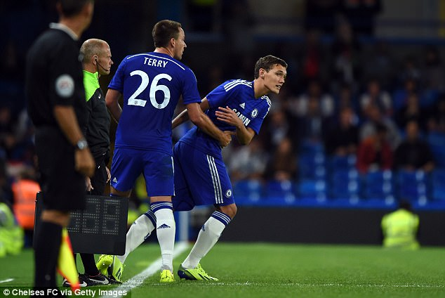 Christensen reveals John Terry advice after costly errors