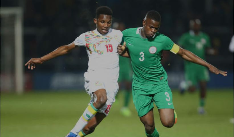 Super Eagles - Echiejile