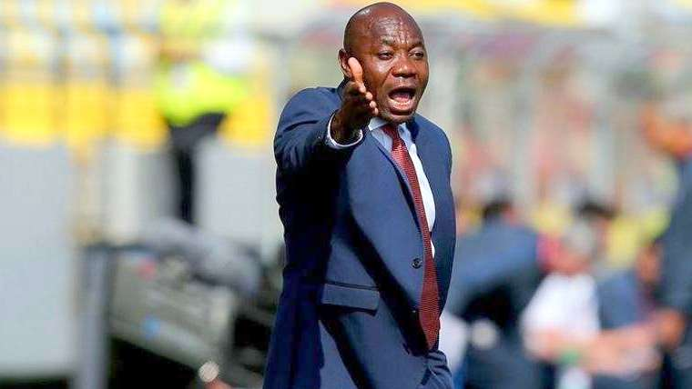 Tanzania Coach Amunike hopeful of AFCON qualification after 40years