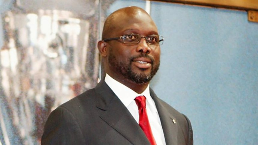George Weah tips Nigeria to win World Cup