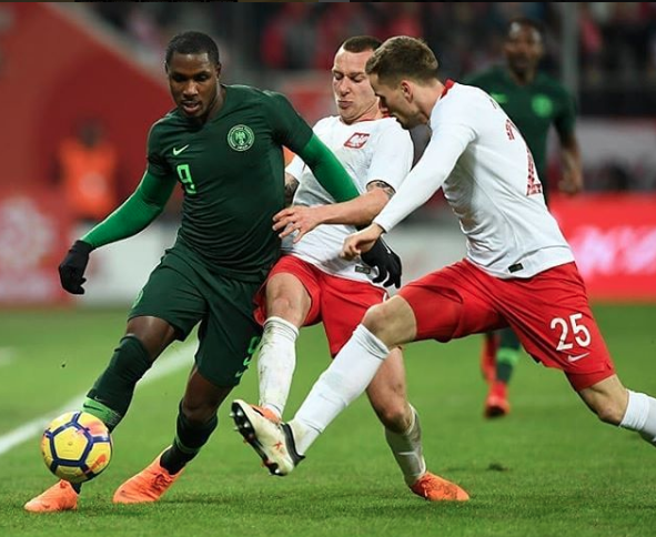 Super Eagles - Jude Ighalo