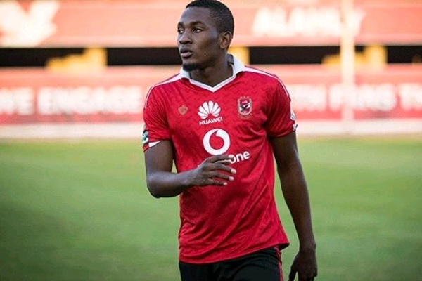 Al Ahly Manager Confirms Ajayi suffered Knee Injury, feared to be long term