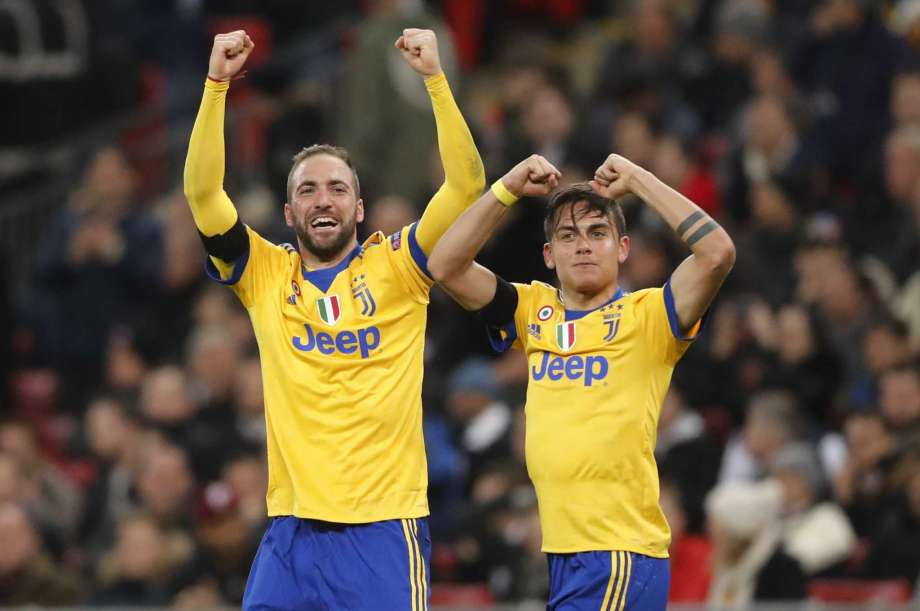 UCL: Juventus brilliance sends Tottenham crashing out at Wembley