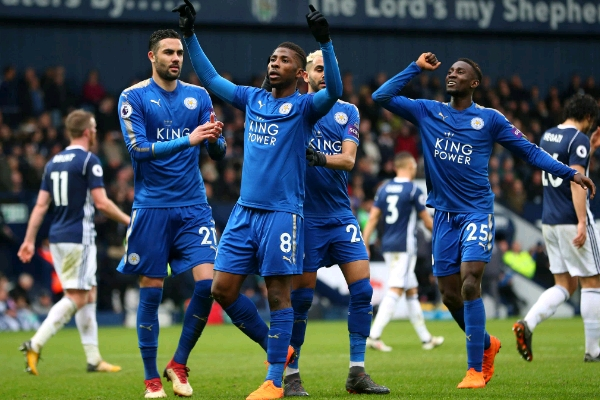 Iheanacho, Ndidi off to Spain with Leicester ahead of Chelsea FA Cup clash
