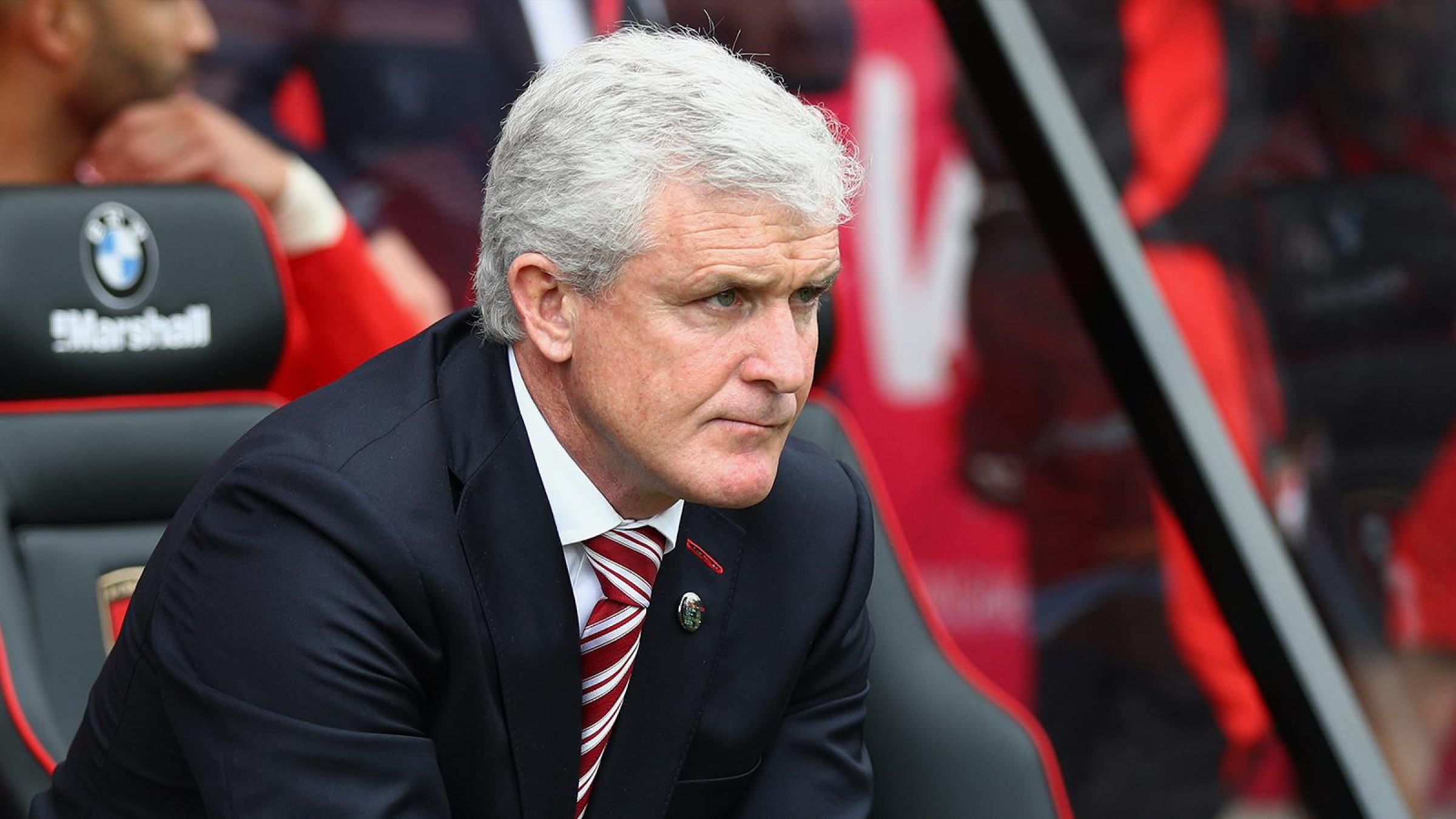 Former Man City Coach, Mark Hughes favourite to become Southampton Manager