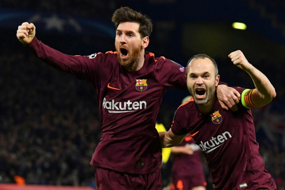 Revealed: Barcelona team to face Chelsea, two key players return