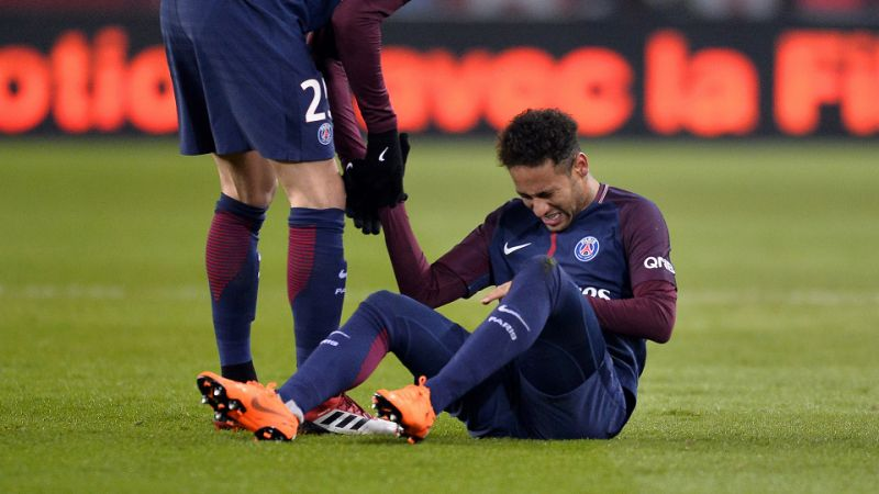 BREAKING: Neymar Jr. ruled out for rest of season, 'World Cup in doubt'