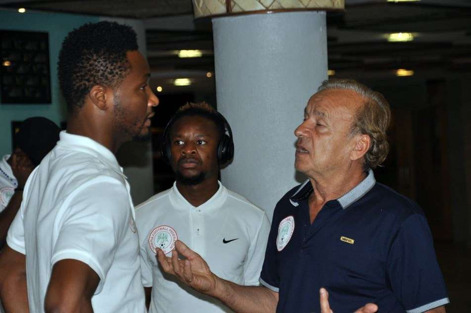 Gernot Rohr is a Tactical Genius, Says Onazi