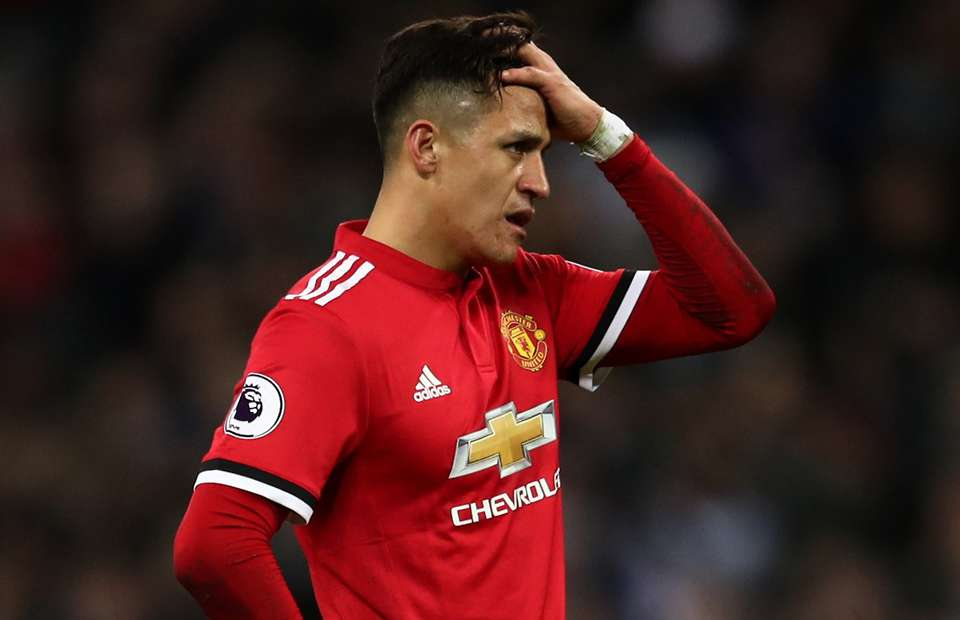 Man United flop Alexis Sanchez offered to Real Madrid