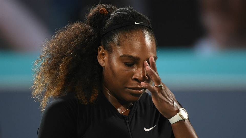 Miami Open: Serena Williams handed tough draw