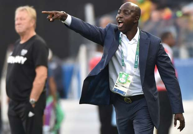 Siasia reveals Biggest World Cup Experience