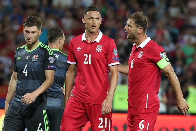 Matic and Ivanovic make Serbia's 24-man squad to face Nigeria