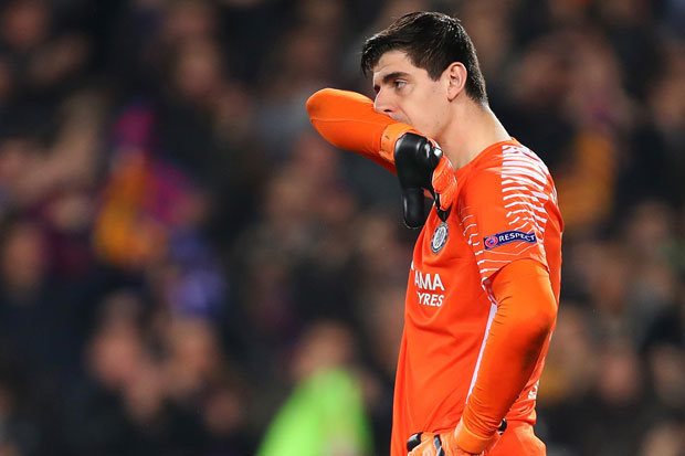 I did not expect Lionel Messi to shoot, says Chelsea's Courtois
