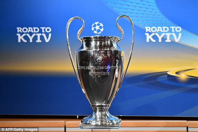 It's Liverpool vs Manchester City as Madrid takes on Juventus in Champions League quaterfinals