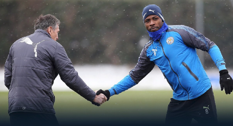 Iheanacho in the Starting XI? Forward leaves Cryptic Message on Twitter