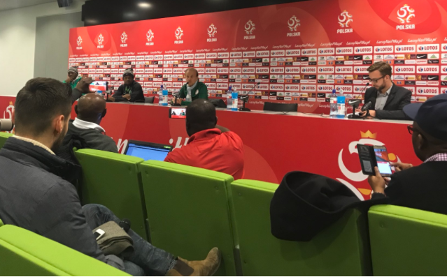 Super Eagles Were Lucky Against Poland  – Rohr
