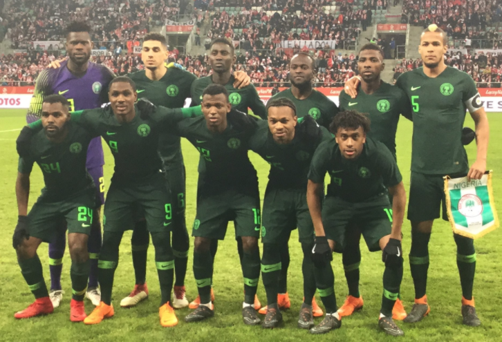 Super Eagles to know 2019 AFCON opponents on April 12