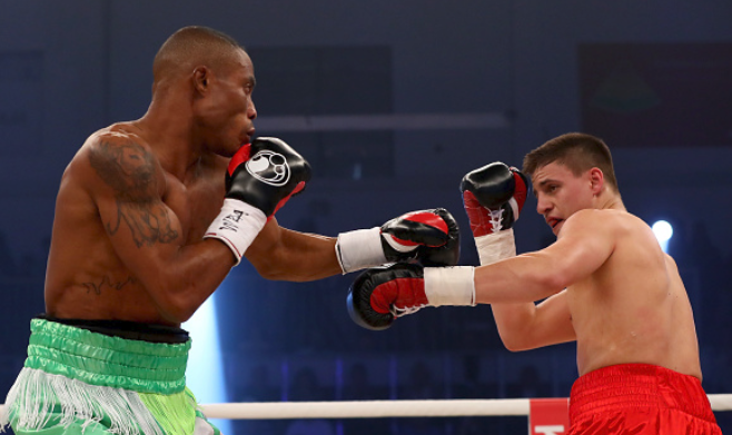 Isaac Ekpo Promises Tyron Zeuge a knock Out