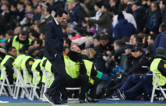 PSG Star all but confirms Unai Emery's Exit