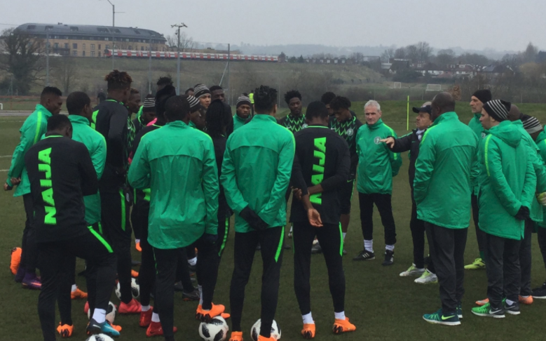Seychelles vs Nigeria: Super Eagles to open Victoria camp on 3rd September