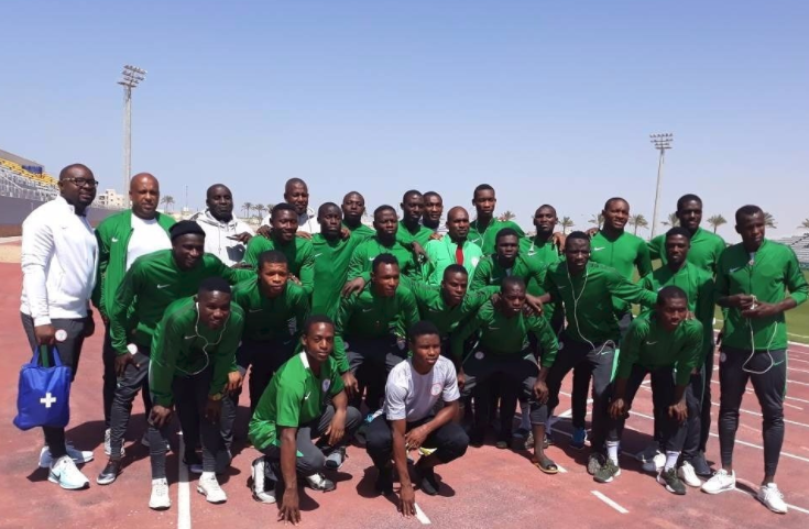 Foreign players spark strong competition in Flying Eagles camp
