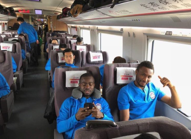 Mikel Obi returns to action with Tianjin Teda