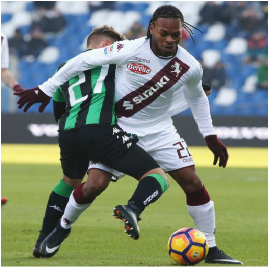 Joel Obi Joins in Goal fest as Torino Hammered Cagliari 4-0