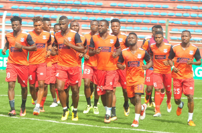 Lobi Stars Chasing Huge Ambitions – Igbinoba