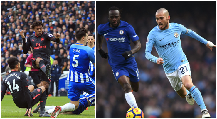 Nigerian Arsenal and Chelsea Stars suffer defeat in EPL