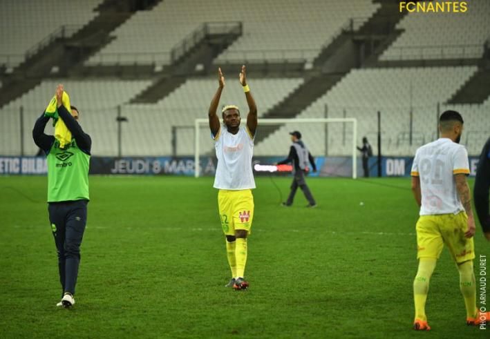 Awaziem makes case for Permanent Nantes deal