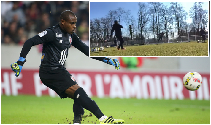 Watch: Vincent Enyeama shows He can still deliver