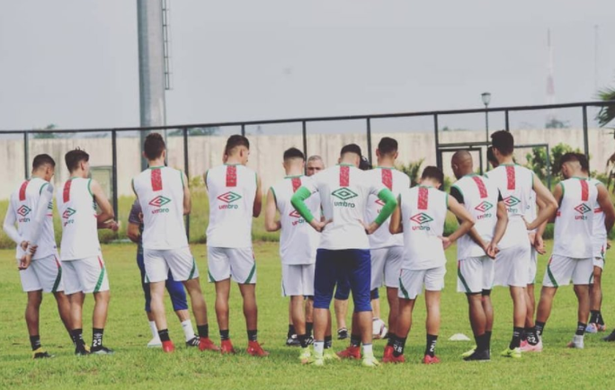 We're Here to win! MC Alger Coach sounds warning to MFM FC