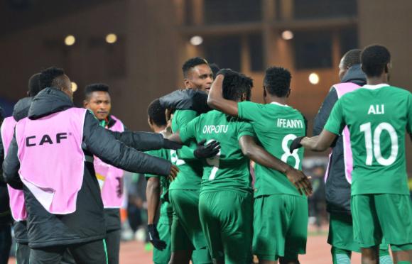 Rohr rewards CHAN Stars Gabriel, Eze with Super Eagles invites