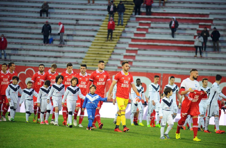 A.C. Perugia Dressing Room Robbed during Serie B Game