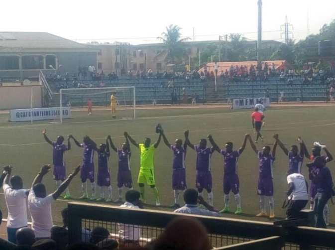 MFM FC 2-1 MC Alger: We came out Motivated – Onuwa