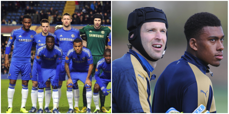 Cech marks Landmark 200th-EPL Clean Sheet… he played with Mikel, Moses and Iwobi