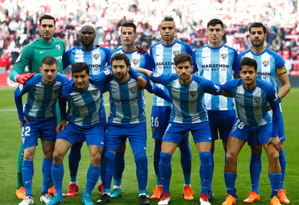 Brown Ideye Lifts Sunken Málaga spirits with Inspiring Tweet