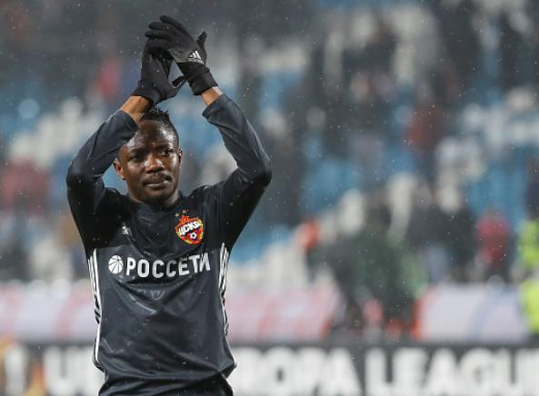 Ahmed Musa's goal inspires CSKA Moscow win