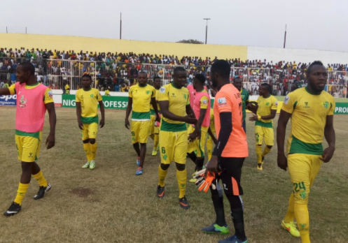 Plateau United out of CAF CL, gets Confederation Cup lifeline