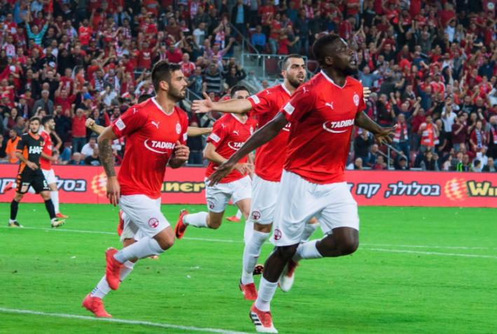 Super Eagles midfielder grabs winner in Ligat Ha'al Championship Play-off game