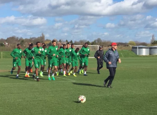 Why Super Eagles will train Just once – Patrick Pascal