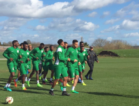Complete! 23 Eagles in Camp as Ezenwa joins Wroclaw camp