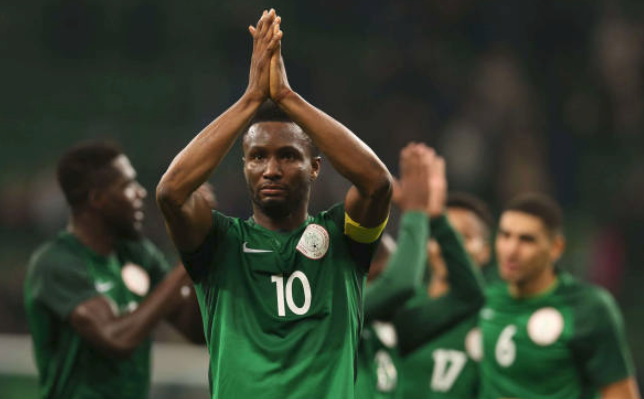 Mikel Obi replies Critics over AFCON qualifiers Snub